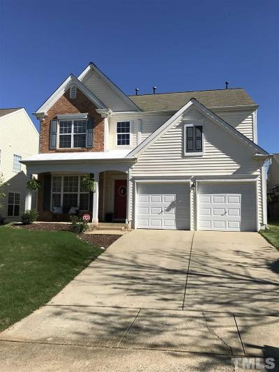 Raleigh Single Family Home For Sale: 7452 Silver View Lane North