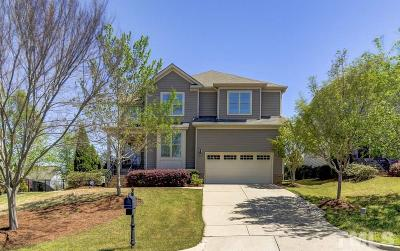 Cary Single Family Home For Sale: 520 Willow Thicket Court