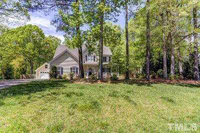 Single Family Home For Sale: 3704 Fox Stone Drive