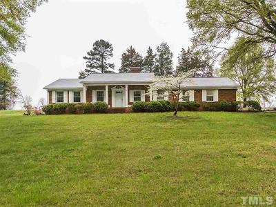 High Point Single Family Home For Sale: 2206 + 2208 Meadowlark Road