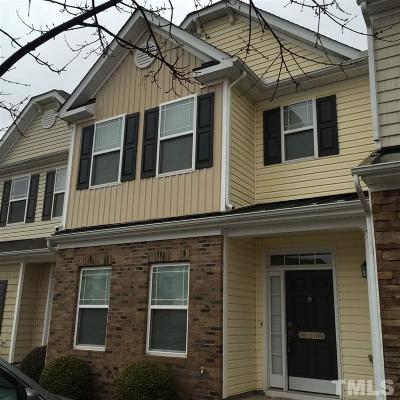 Morrisville Rental For Rent: 711 Keystone Park Drive #17