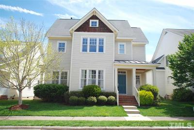 Cary Single Family Home For Sale: 112 Bridgegate Drive