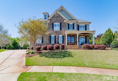 Apex Single Family Home Contingent: 304 Feldon River Court