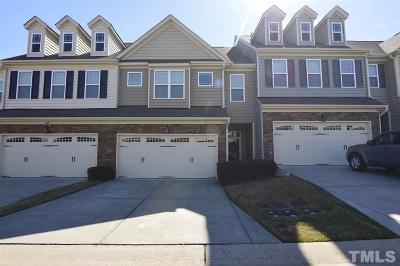 Garner Townhouse Pending: 100 Crosby Lane #A5