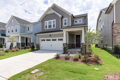 Holly Springs Single Family Home For Sale: 305 Ivy Arbor Way #Lot 1371