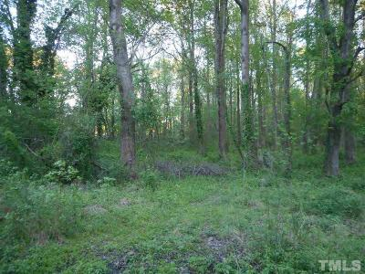 Wake County Residential Lots & Land For Sale: 403 Meadow Drive