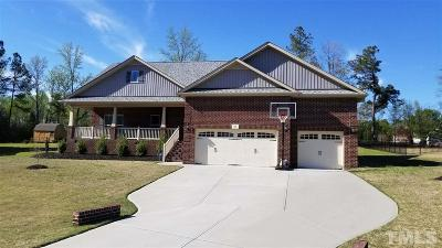 Willow Spring(s) Single Family Home For Sale: 90 Cypress Ridge Way