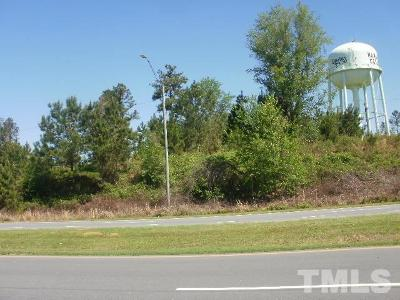 Harnett County Residential Lots & Land For Sale: 2 S Us 421 Highway