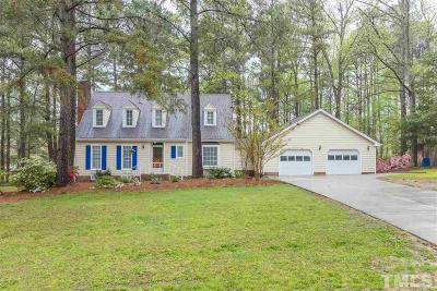 Fuquay Varina Single Family Home For Sale: 104 Mill Creek Drive