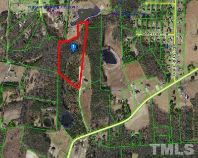 Johnston County Residential Lots & Land Pending: Benson Hardee Road