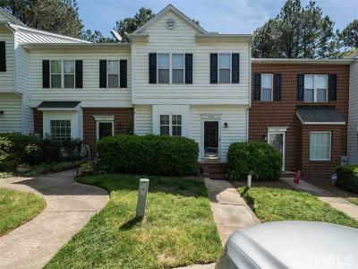 Townhouse For Sale: 805 Genford Court