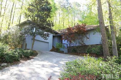 Chapel Hill Single Family Home For Sale: 716 Bayberry Drive
