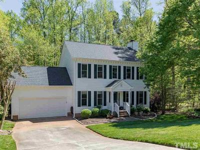 Cary Single Family Home For Sale: 107 Candy Apple Court
