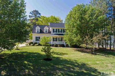 Raleigh Single Family Home For Sale: 1213 Feldmen Drive