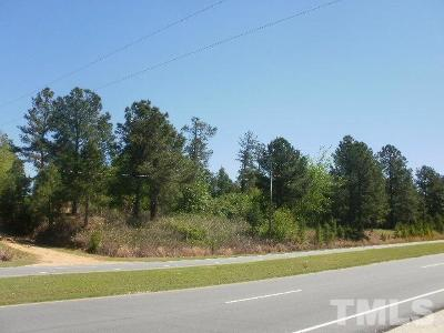 Harnett County Residential Lots & Land For Sale: 3 S Us 421 Highway