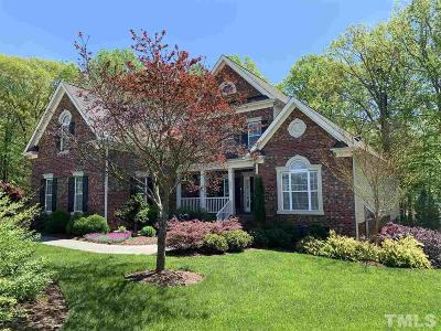 Apex Single Family Home Contingent: 604 Powell Meadow Court