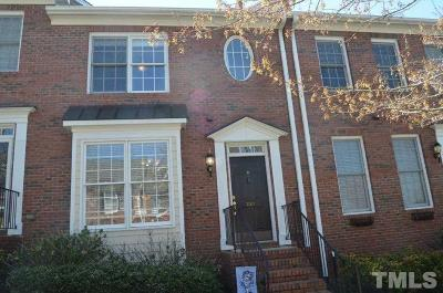 Chapel Hill Condo For Sale: 207 Brookgreen Drive #207