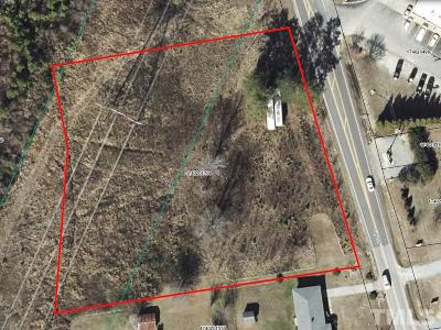 Wake County Residential Lots & Land For Sale: Guy Road
