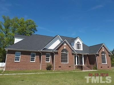 Cumberland County Single Family Home For Sale: 7659 Lucinda Lane