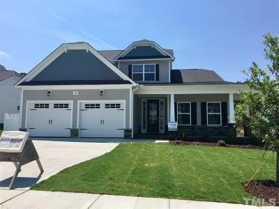 Knightdale Single Family Home For Sale: 712 Twin Star Lane #Lot 184