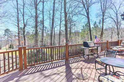 Chapel Hill Single Family Home For Sale: 56713 Nash