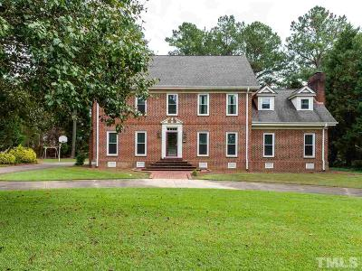 Harnett County Single Family Home For Sale: 104 Wade Avenue