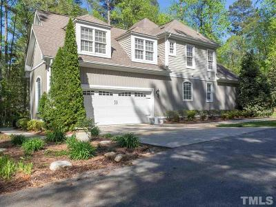 Wake Forest Single Family Home For Sale: 350 Rock Springs Road
