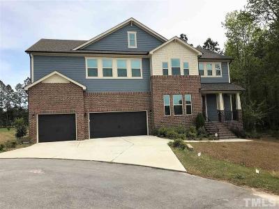 Wake County Single Family Home For Sale: 4025 Kaylor Creek Drive