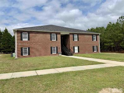Harnett County Rental For Rent: 74 Fantasy Lane #H