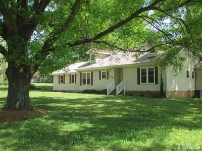 Lee County Single Family Home For Sale: 779 Steel Bridge Road