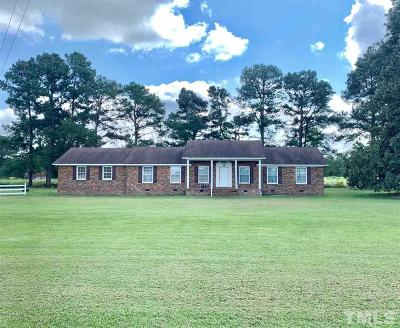 Sampson County Single Family Home For Sale: 103 Naylor School Road