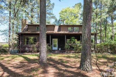 Wake County Single Family Home For Sale: 12304 Leesville Road