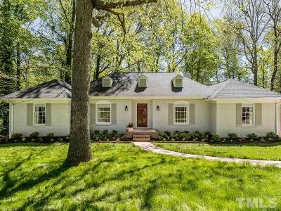 Cary Single Family Home Pending: 1121 Ralph Drive