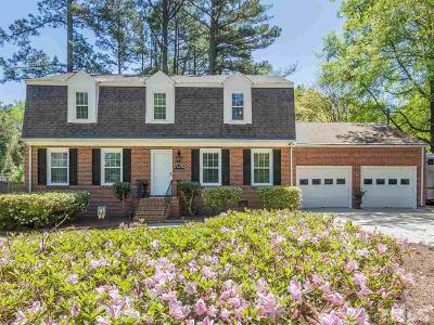 Durham Single Family Home For Sale: 3629 Hope Valley Road