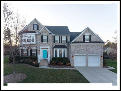 Durham Single Family Home Pending: 4707 Sycamore Shoals Road