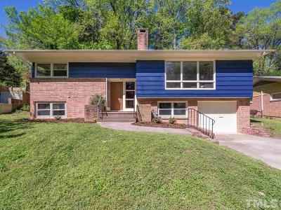 Durham Single Family Home For Sale: 1603 Acadia Street