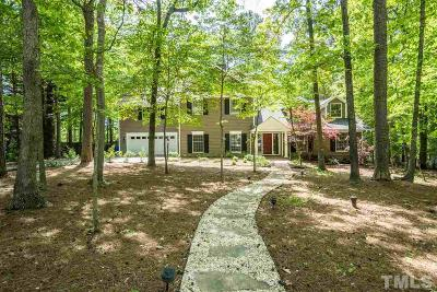 Chapel Hill Single Family Home For Sale: 105 Huntington Drive
