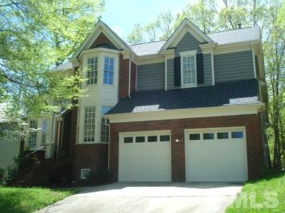 Durham Single Family Home For Sale: 1019 Woodhall Lane