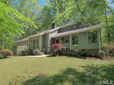 Wake County Single Family Home For Sale: 2825 Patrie Place