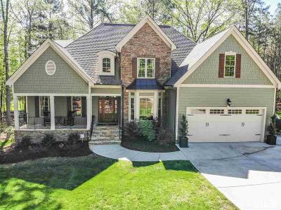 Raleigh Single Family Home For Sale: 2528 Pleasant Union Church Road