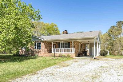 Durham Single Family Home For Sale: 800 Avalon Road