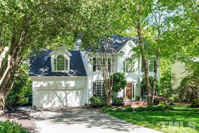 Cary Single Family Home For Sale: 115 Bergeron Way