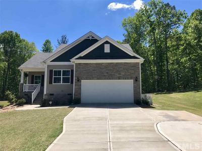Blalock Forest Single Family Home For Sale: 3716 Norman Blalock Road