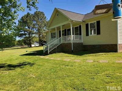Rougemont Single Family Home Contingent: 7018 Kiger Road