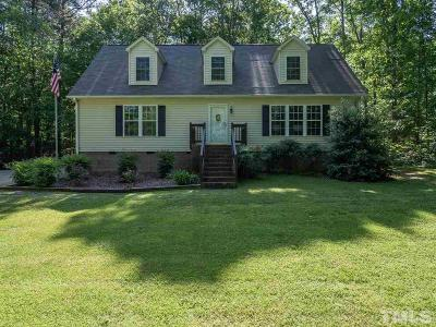 Franklinton Single Family Home For Sale: 10 Polo Drive