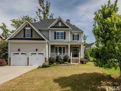 Holly Springs Single Family Home Contingent: 1021 Hollymont Drive