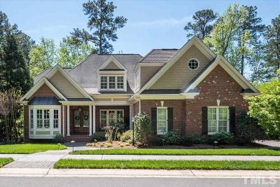 Raleigh Single Family Home For Sale: 4425 Harbourgate Drive