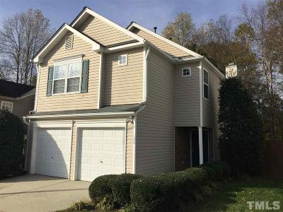 Holly Springs Rental For Rent: 125 Lacombe Court