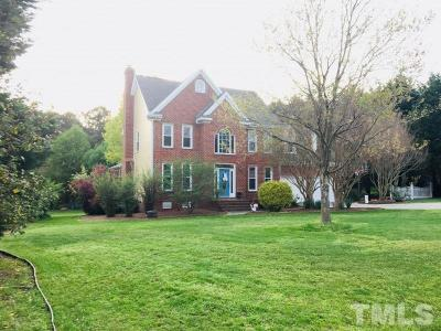 Wake Forest Single Family Home For Sale: 5217 Trophy Trail