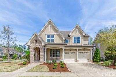 Chapel Hill Single Family Home For Sale: 70 Dark Forest Drive